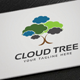 Cloud Tree Logo - GraphicRiver Item for Sale