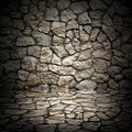 old grunge wall of rough stones as background - PhotoDune Item for Sale