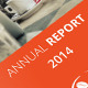 Chocos Annual Report - GraphicRiver Item for Sale