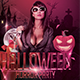 Halloween Horror Party Flyer - GraphicRiver Item for Sale