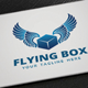 Flying Box Logo - GraphicRiver Item for Sale