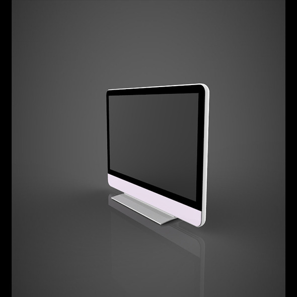 3DOcean TV 3D modal 9208632