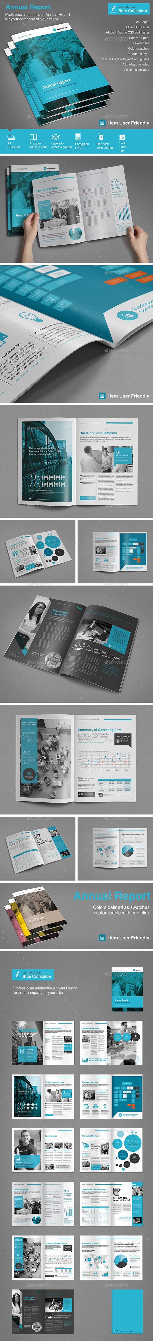 GraphicRiver Annual Report 9208649