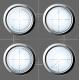 Set of Sniper Scopes over Grey Background. - GraphicRiver Item for Sale