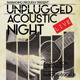 Unplugged Acoustic Night Flyer - GraphicRiver Item for Sale