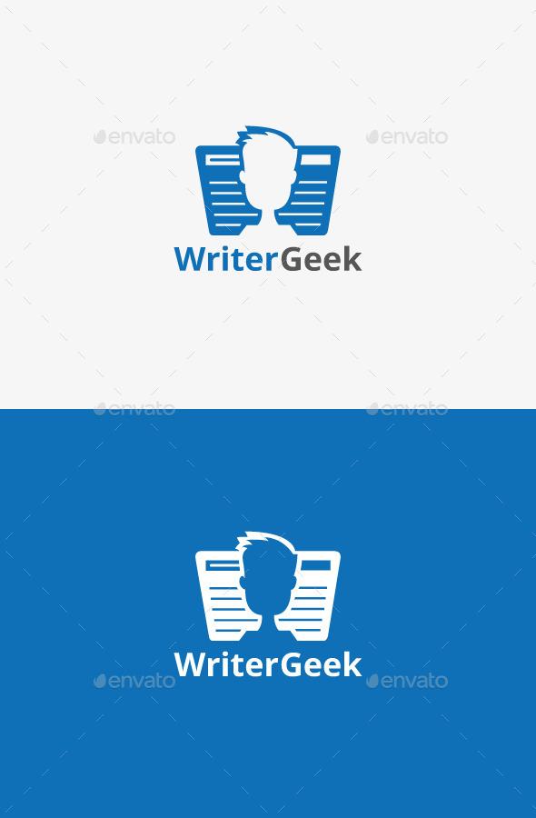 GraphicRiver Writer Geek 9209886