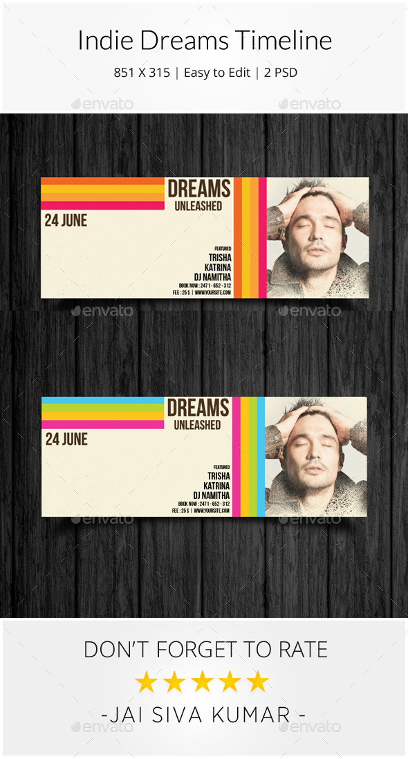 Indie Dreams Timeline
