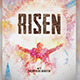 Risen Church Flyer - GraphicRiver Item for Sale