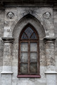 Window in the wall of  Gothic church - PhotoDune Item for Sale