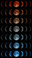 Phases of the moon - PhotoDune Item for Sale