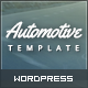 Automotive Car Dealership Business WordPress Theme - ThemeForest Item for Sale