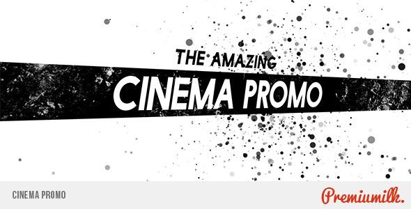 AE模板:多种炫酷Particular粒子动画风格 电影预告片头 影视宣传片电影视频模版Cinema Promo 免费下载