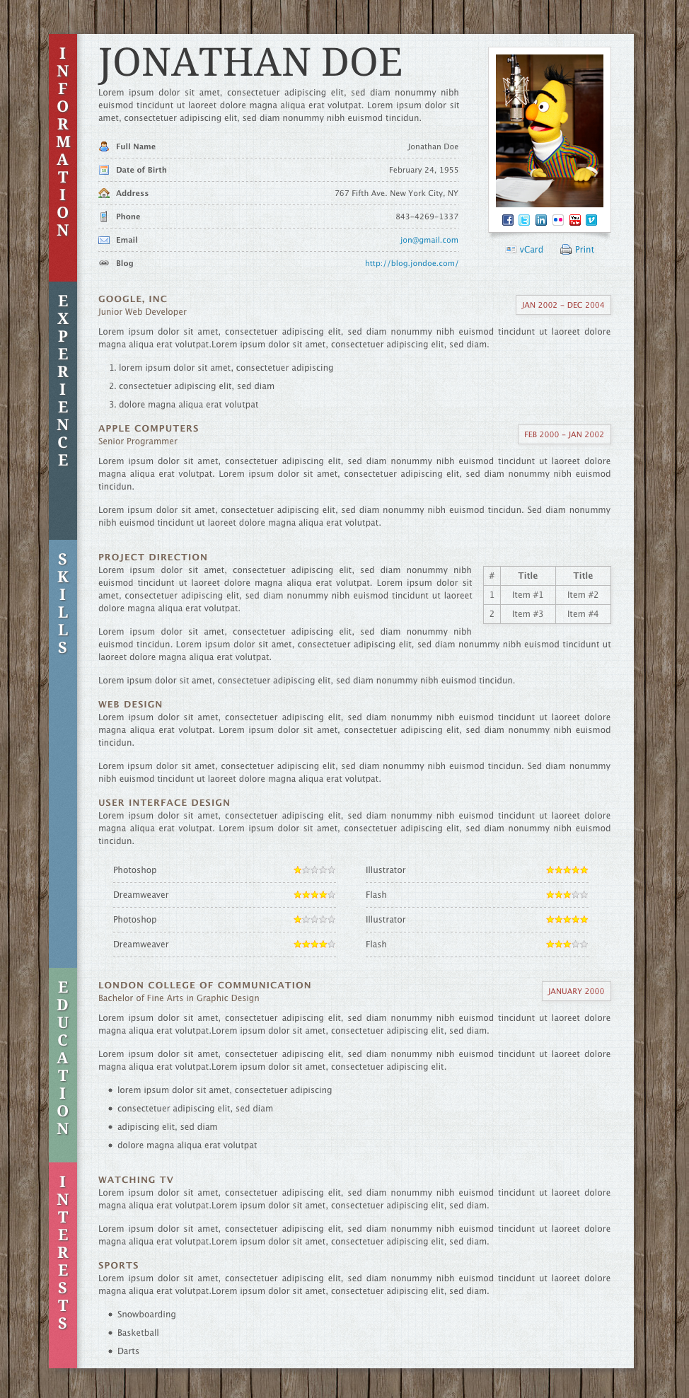 Look Good on Paper  Resume Tips for Ad Pros   MediaBuzz