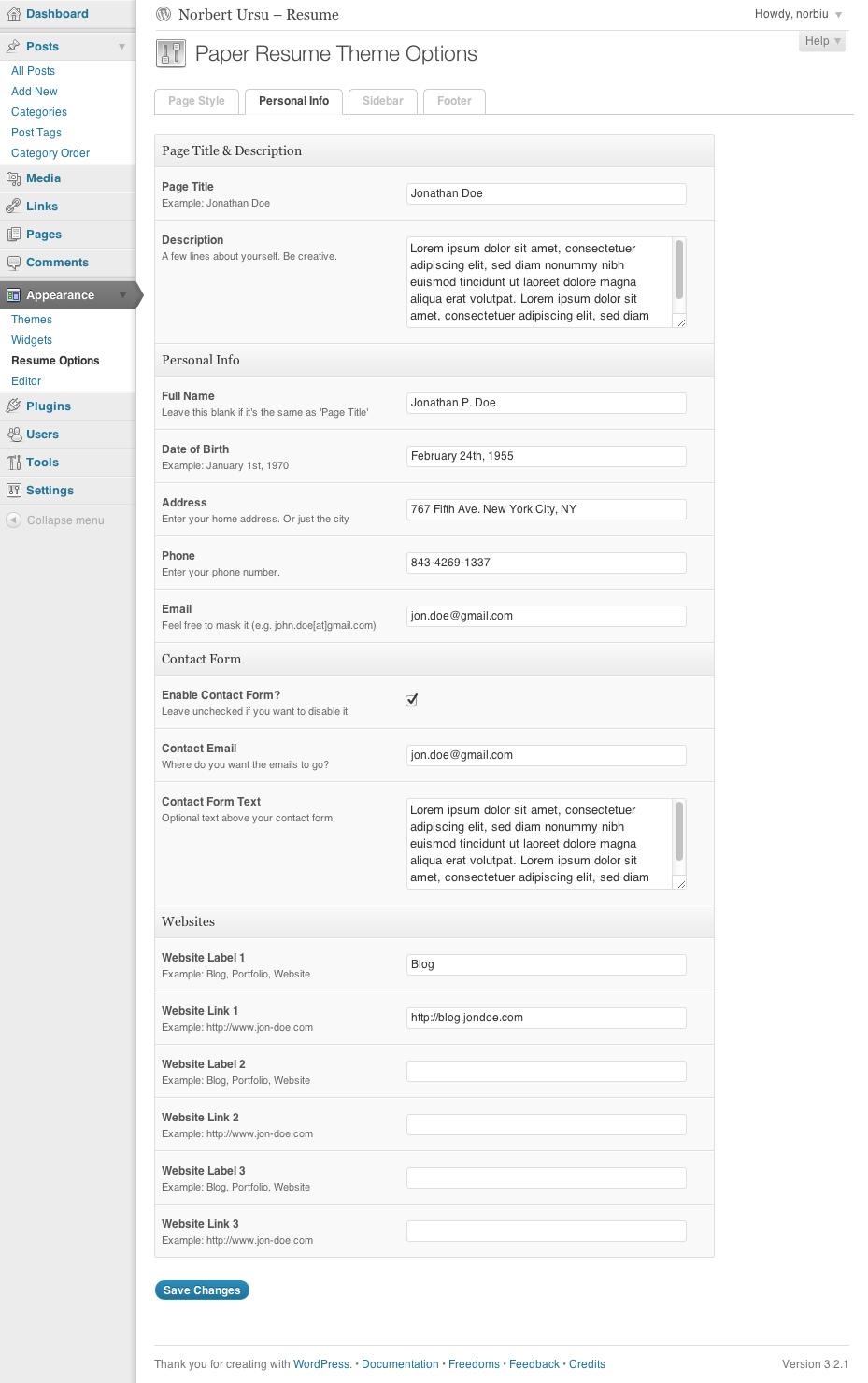 cvs resume paper - Cvs Resume Paper