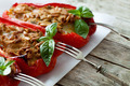 Bell Peppers Stuffed With Tuna Fish - PhotoDune Item for Sale