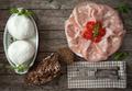 Mortadella And Mozzarella - PhotoDune Item for Sale