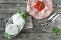 Mozzarella, Mortadella And Cherry Tomatoes - PhotoDune Item for Sale