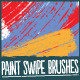 Paint Swipe Brushes - GraphicRiver Item for Sale
