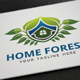 Home Forest Logo - GraphicRiver Item for Sale