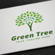 Green Tree Logo - GraphicRiver Item for Sale