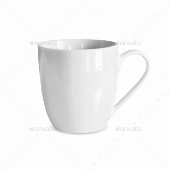 GraphicRiver White Cup 9213487