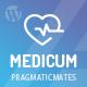 Medicum - Health & Medical WordPress Theme - ThemeForest Item for Sale