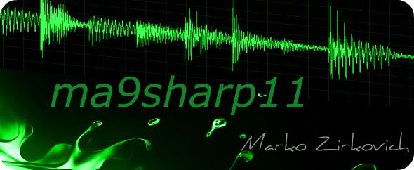 ma9sharp11