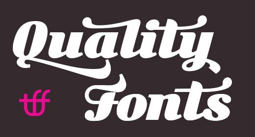 TypeFaith fonts