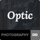 Optic - WordPress Theme for Photographers - ThemeForest Item for Sale