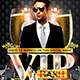 VIP Bash Flyer Template - GraphicRiver Item for Sale
