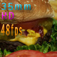 Cheeseburger Onion And Fries - VideoHive Item for Sale