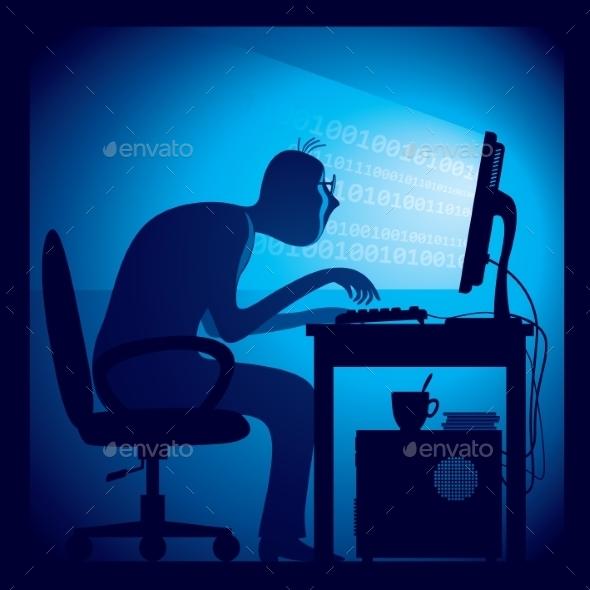 GraphicRiver Hacker 9215149
