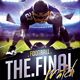 The Football Flyer - GraphicRiver Item for Sale