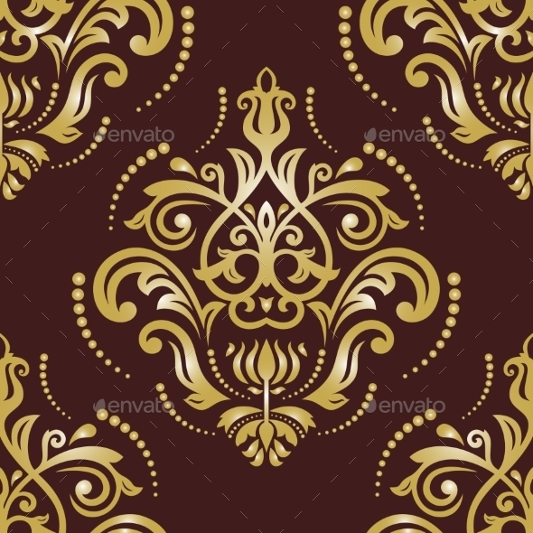 GraphicRiver Orient Seamless Vector Pattern 9215553