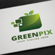 Green Pix Logo - GraphicRiver Item for Sale
