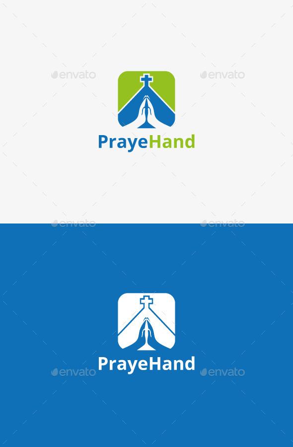 GraphicRiver Prayer Hand 9215772
