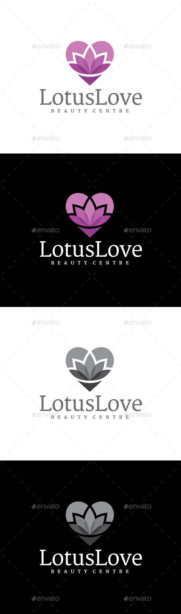 GraphicRiver Lotus Love 9215787