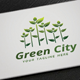 Green City Logo - GraphicRiver Item for Sale