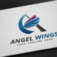 Angel Wings Logo - GraphicRiver Item for Sale