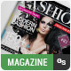 Landscape Fashion Magazine #1 - GraphicRiver Item for Sale