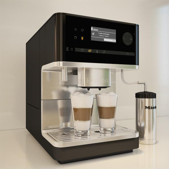 3DOcean Miele CM6300 Coffee Machine 9216918