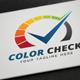 Color Check Logo - GraphicRiver Item for Sale
