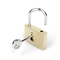 Padlock and key - PhotoDune Item for Sale