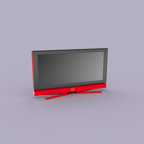 LCD TV - 3DOcean Item for Sale