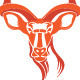 African Goat Logo Templated - GraphicRiver Item for Sale