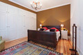 Vintage master bedroom with wooden floor - PhotoDune Item for Sale