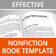 Effective - Book Template - GraphicRiver Item for Sale