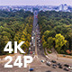 Berlin City Cars Traffic - VideoHive Item for Sale
