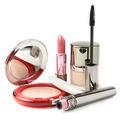 Powder, lipstick, mascara, face cream - PhotoDune Item for Sale