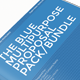 Blue Multipurpose Proposal Pack - GraphicRiver Item for Sale